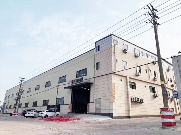 京美铝业工厂