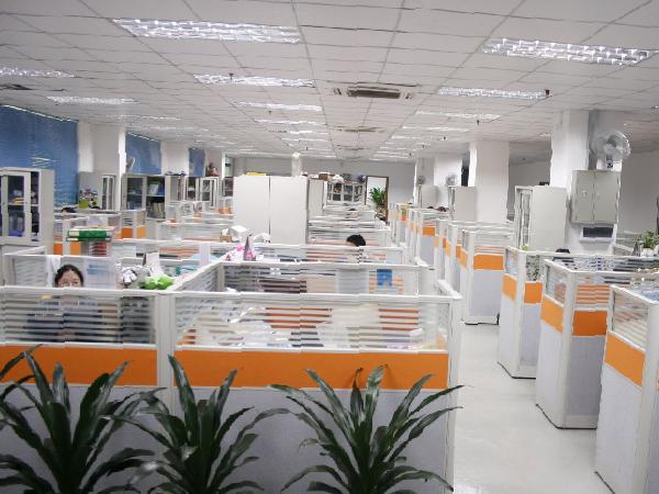 京美铝业员工办公室