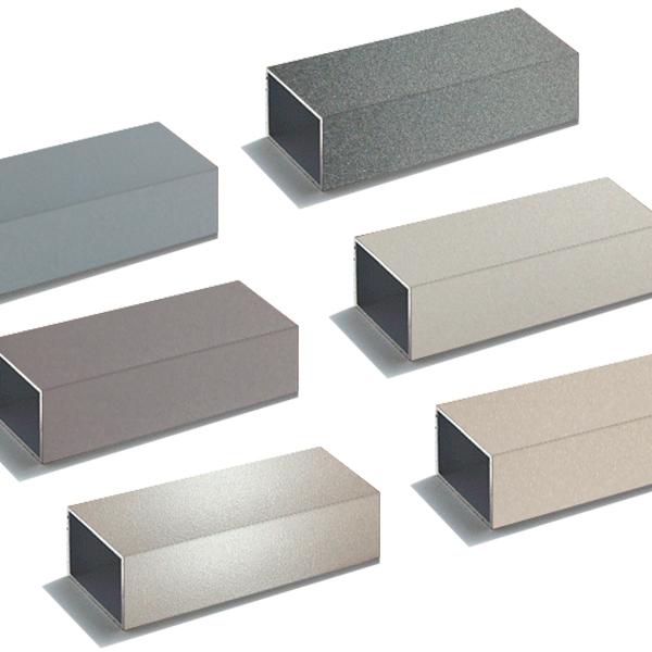 京美喷涂铝型材
